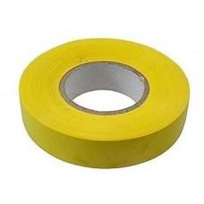 Изоляционная лента ПВХ желтая
