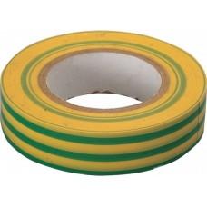 Изоляционная лента ПВХ желто-зеленая