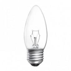 Лампа (ЛОН) счеча Е27 прозрачная 25W