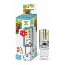 Лампа светодиодная ASD G-9 5W холодная