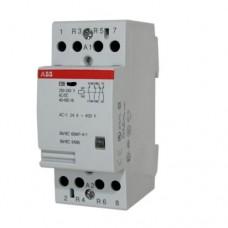 Контактор модульный ABB ESB 24-22