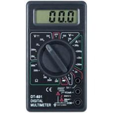 Мультиметр цифровой DT831