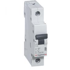 Автоматический выключатель LEGRAND RX3 1P C6