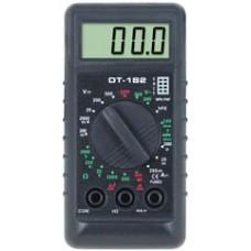 Мультиметр цифровой DT182