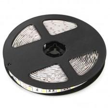 Светодиодная лента 12V  4.8W силикон теплая