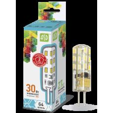 Лампа светодиодная ASD G-4 12V 5W холодная