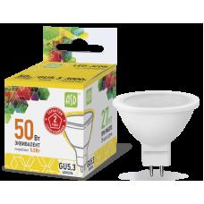 Лампа светодиодная ASD GU5.3  5.5W теплая