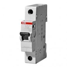 Автоматический выключатель ABB SH201L C6